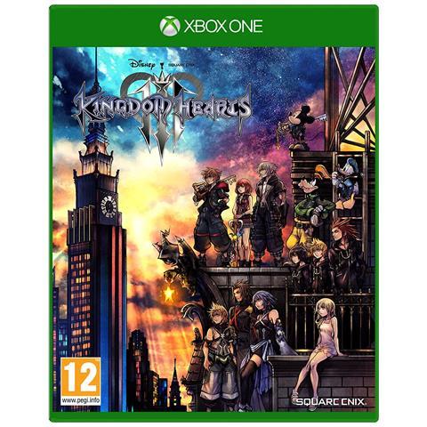 SQUARE ENIX XONE - Kingdom Hearts III