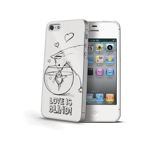 CELLY Cover Love Is Blind Iph4 Cat