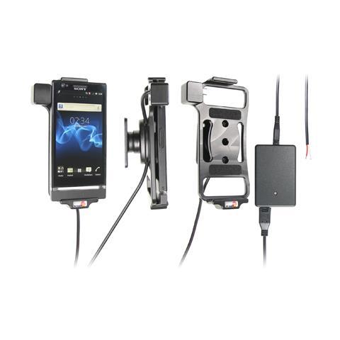 Brodit 513406 Auto Active holder Nero supporto per personal communication