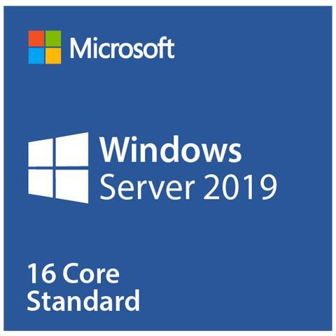 Windows Server 2019 Standard - 16 Core - Esd Licenza Elettronica