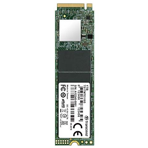 SSD Interno 1 TB Serie 110S M. 2 Interfaccia PCI Express 3.0