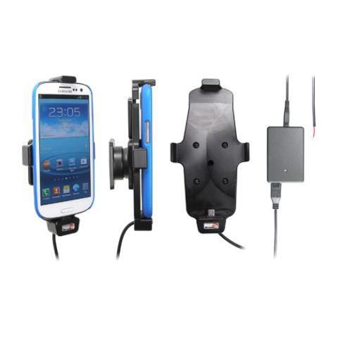 Brodit 513409 Auto Active holder Nero supporto per personal communication