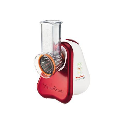 Taglia Verdure DJ753E Fresh Express Potenza 150 Watt Colore Rosso Metallo