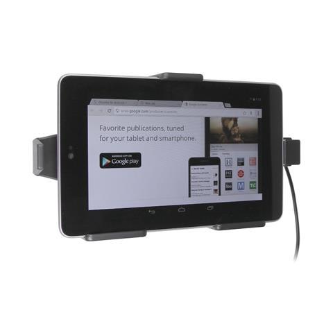 Brodit 513412 Auto Active holder Nero supporto per personal communication