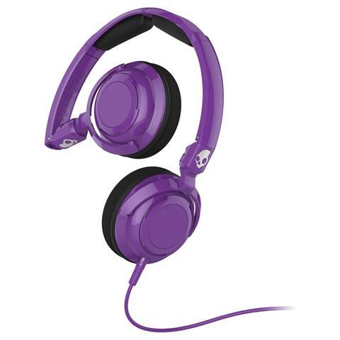 SKULLCANDY S5lwfy-210 - Lowrider Athletic Purple W / Mic In