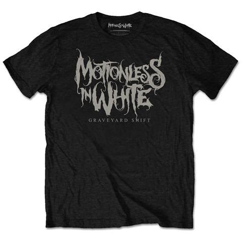 ROCK OFF Motionless In White - Graveyard Shift (T-Shirt Unisex Tg. XL)
