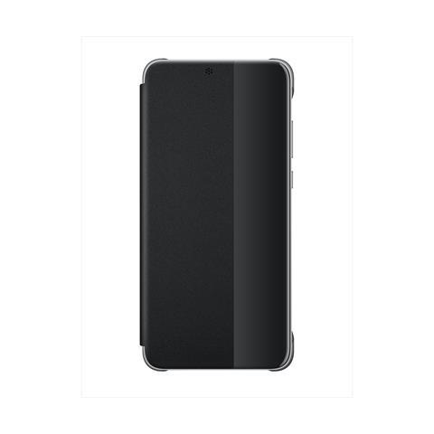 HUAWEI Flip Cover Smart View colore Nero per Huawei P20