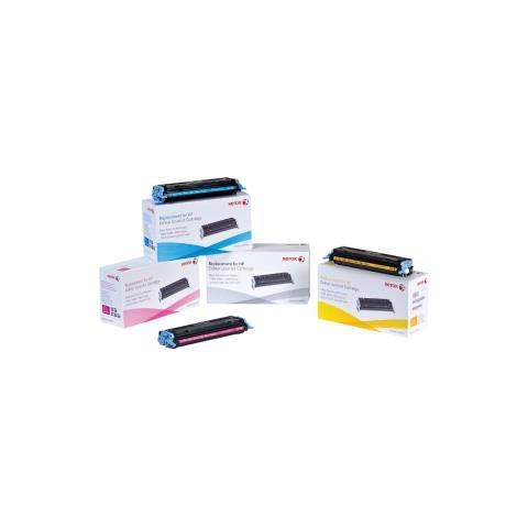 Image of 003R99636 Toner Compatibile per Q2682A Giallo per HP COLOR LASERJET 3700 Capacit