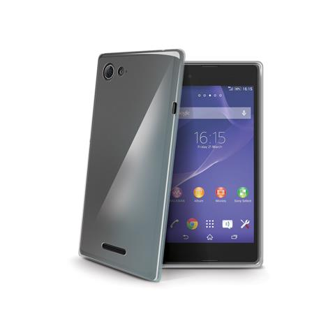 CELLY Tpu Cover For Xperia E3