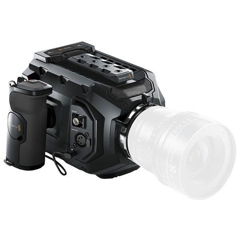 Blackmagic URSA Mini 4K EF Sensore 35mm Display 5'' Touchsceen Doppio Slot CFast 2.0