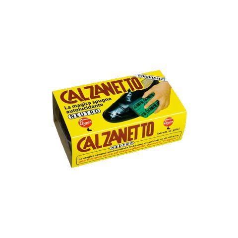 Calzanetto Neutro Autolucidante In Spugna - Scarpe Pulizie