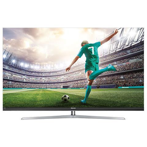 "HISENSE TV LED Ultra HD 4K 55"" H55NU8700 Smart TV UltraSlim"