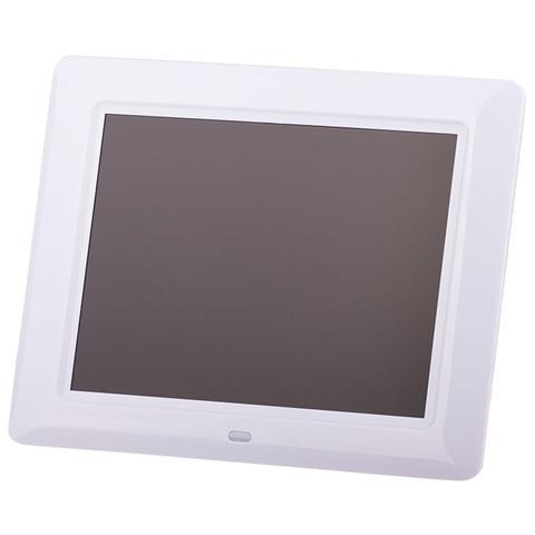 Image of Cornice Digitale Display 8' Led Dpl 2218 Bianco