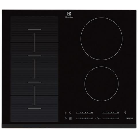 electrolux piano cottura ehx6455f2k a induzione 3 zone. Black Bedroom Furniture Sets. Home Design Ideas