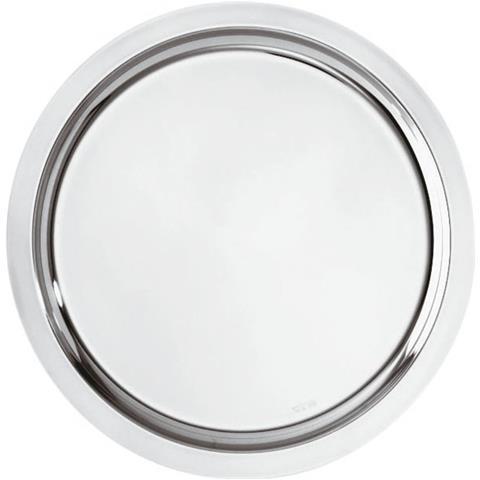 Vassoio Tondo Cm 40 Elite Inox