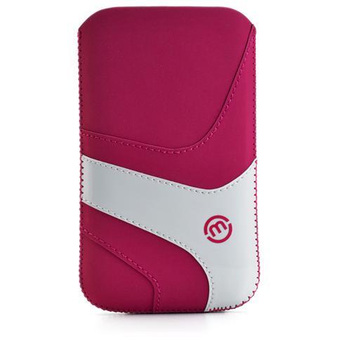 MALOPERRO Mp Case L Size Iphone 4/4s Fuchsia