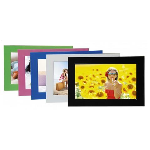Cornice Digitale 701 Display 7'' Formato 16:9 Lettore SD / SDHC / MMC Colore Nero