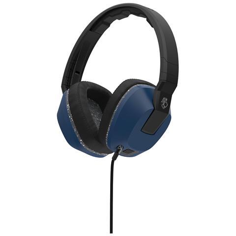 SKULLCANDY Crusher Cuffie Over-Ear Mic1 Colore Nero / Blu