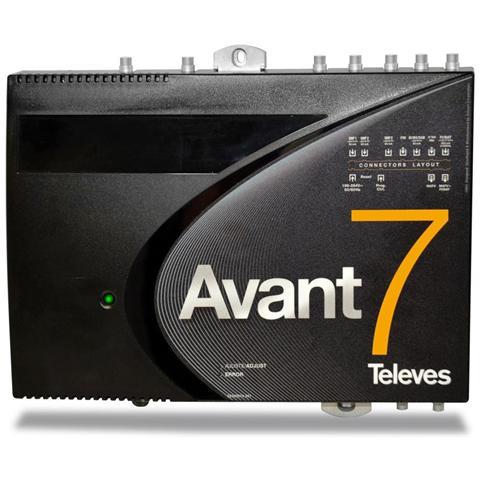 TELEVES 532940 - Amplificatore Avant 7 Fm-b3 / dab-lb-3u 10filtri