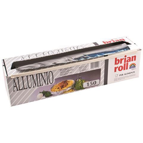 LA BRIANTINA Alluminio Rotolo Mt. 150