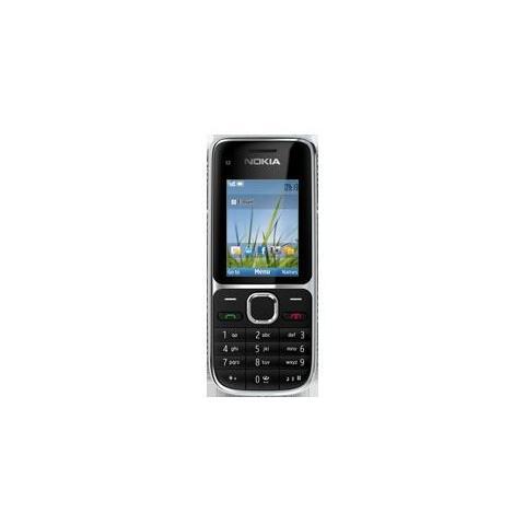 C2-01 BLACK Quad Band Nokia Italia