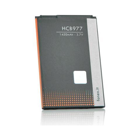 FONEX Batteria Li-Ion High Capacity 1450 mAh per Blackberry 9220/9320 (JS1)