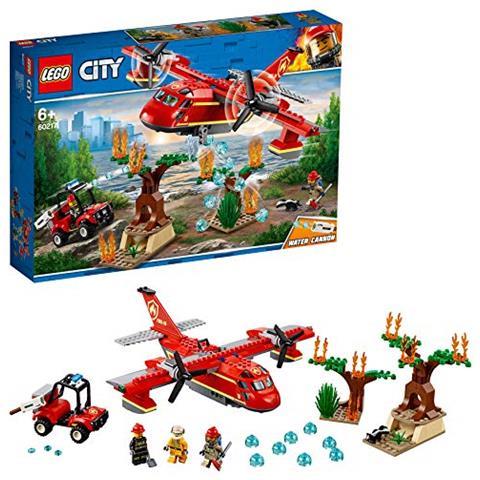LEGO 60217 - City Fire - Aereo Antincendio
