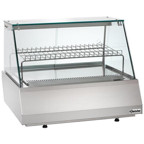 406051 Vetrinetta refrigerata per alimenti 2/1 GN 0,29KW