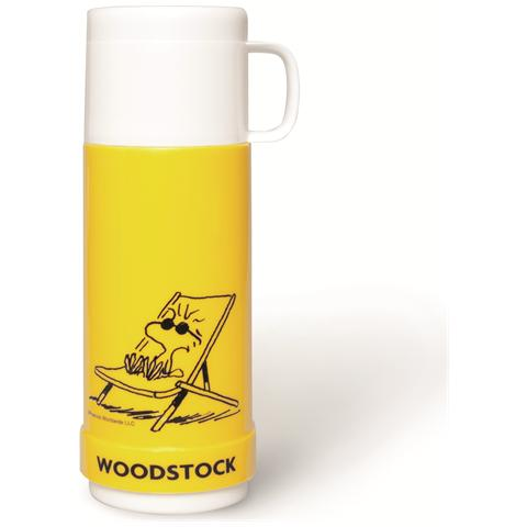 EXCELSA Termos Peanuts woodstock lt. 0,5 giallo.