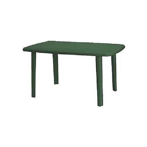 Tavolo In Resina 130 X 75 Verde