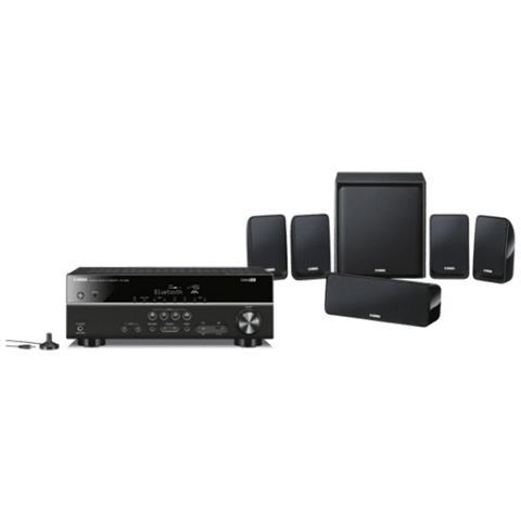 YAMAHA Home Theatre Kit YHT-2940 5.1 Ch Ultra HD 4K Bluetooth
