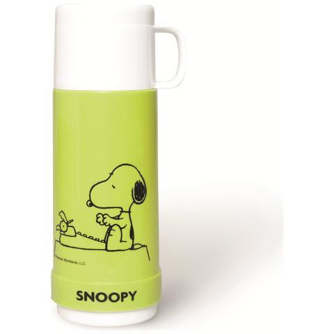 EXCELSA Termos Peanuts Snoopy lt. 0,5 verde.