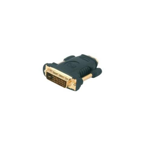 TECLINE 38991, DVI-I, HDMI, Maschio / femmina, Nero