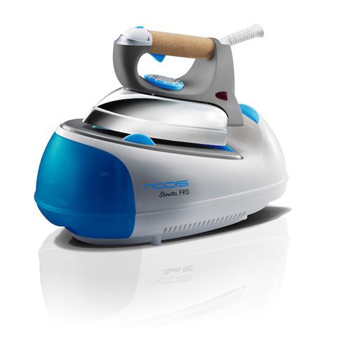 NODIS ND-STIRETTA PRO Macchina da Stiro Potenza 2400 Watt Capacità 1 Litro Colore Bianco / Blu