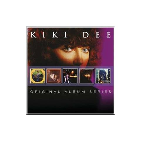 WARNER BROS Cd Kiki Dee - Original Album Series (5cd)