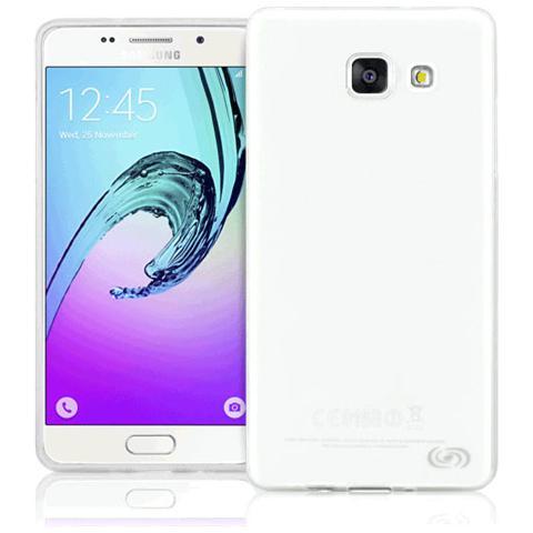FONEX Inv Cover Ultra Sottile 0,2 mm in Morbido TPU per Galaxy A5 (6) Colore Trasparente