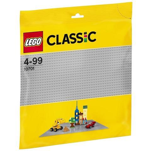 LEGO 10701 Base Grigia