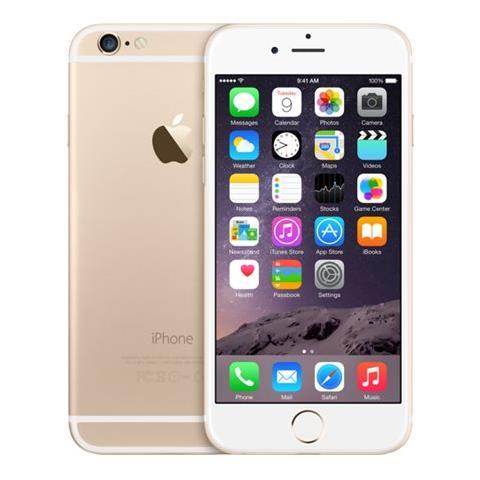 Apple iPhone 6 16 GB Oro (Ricondizionato GOLD)