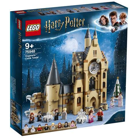 LEGO 75948 Harry Potter La Torre dell'orologio di Hogwarts