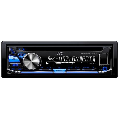 JVC Autoradio con CD MP3 Nera 200 V KDR571