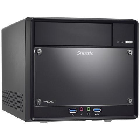 Barebone SH110R4 No Ram No HDD / SSD 4xUSB 3.0 S. O. Non Incluso