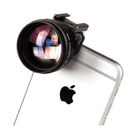 EXOLENS Edge Multi Lens System per iPhone / iPad