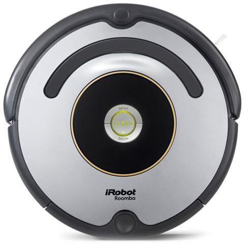 Robot Aspirapolvere Roomba 616 Iadapt™ Aerovac™ Dirt Detect 0,42 L 33 W 61 Db – Recensioni e opinioni