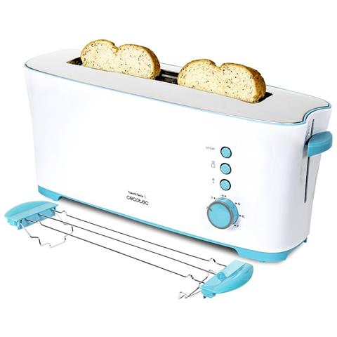 Tostapane doppio Toast&Taste 1L, 1000w, fessura larga