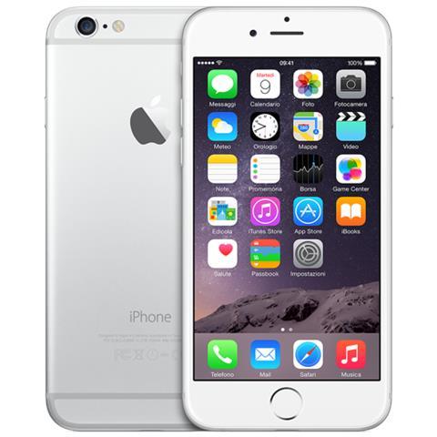 [Ricondizionato GOLD] iPhone 6 16 GB Argento .