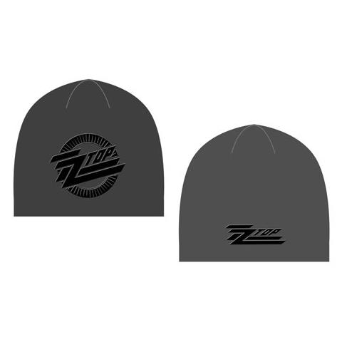 ROCK OFF Zz Top - Circle Logo (Berretto)