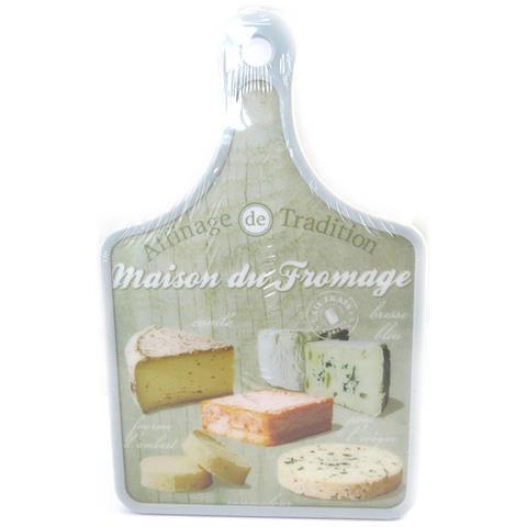 tagliere 'terroir français' formaggio casa (30x20 cm) - [ m4889]