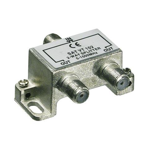 WENTRONIC 67019 Argento cavo di interfaccia e adattatore