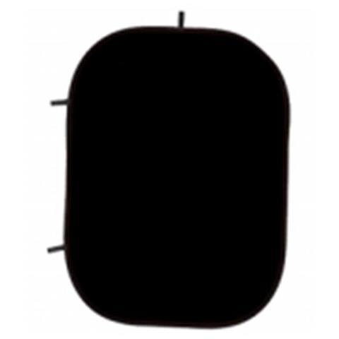Foldable Background nero, 150x200cm