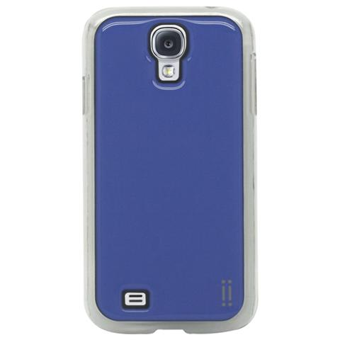 AIINO Gel Sticker Case per Galaxy S4 - Blu